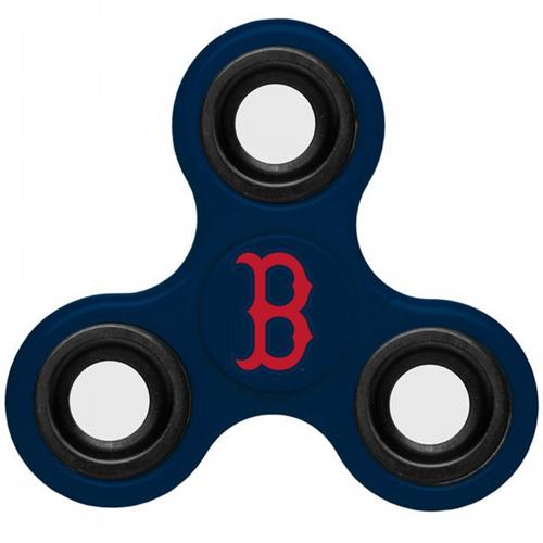 MLB Boston Red Sox 3 Way Fidget Spinner B48 - Navy