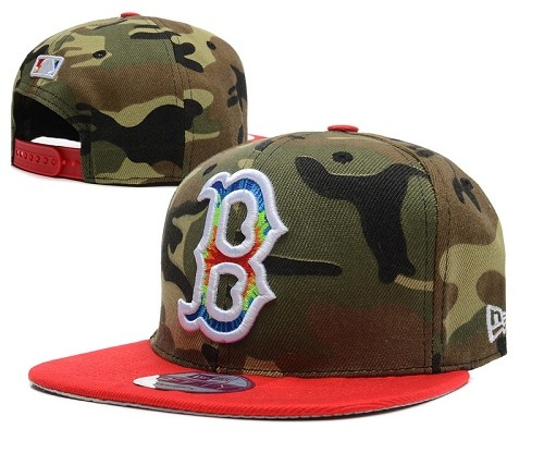 MLB Boston Red Sox Stitched Snapback Hats 038